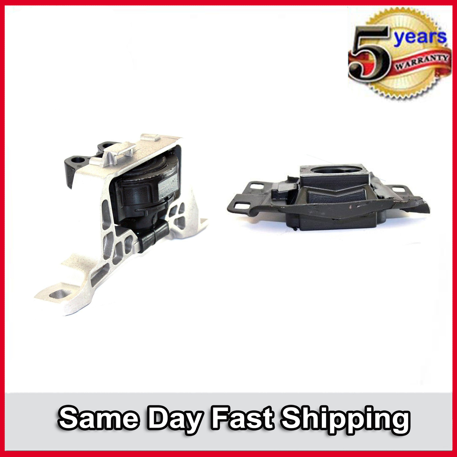 Mount Set 3 2010 Mazda 3 2.0L For 4402 4405 4421 FWD Engine Motor /& Auto Trans