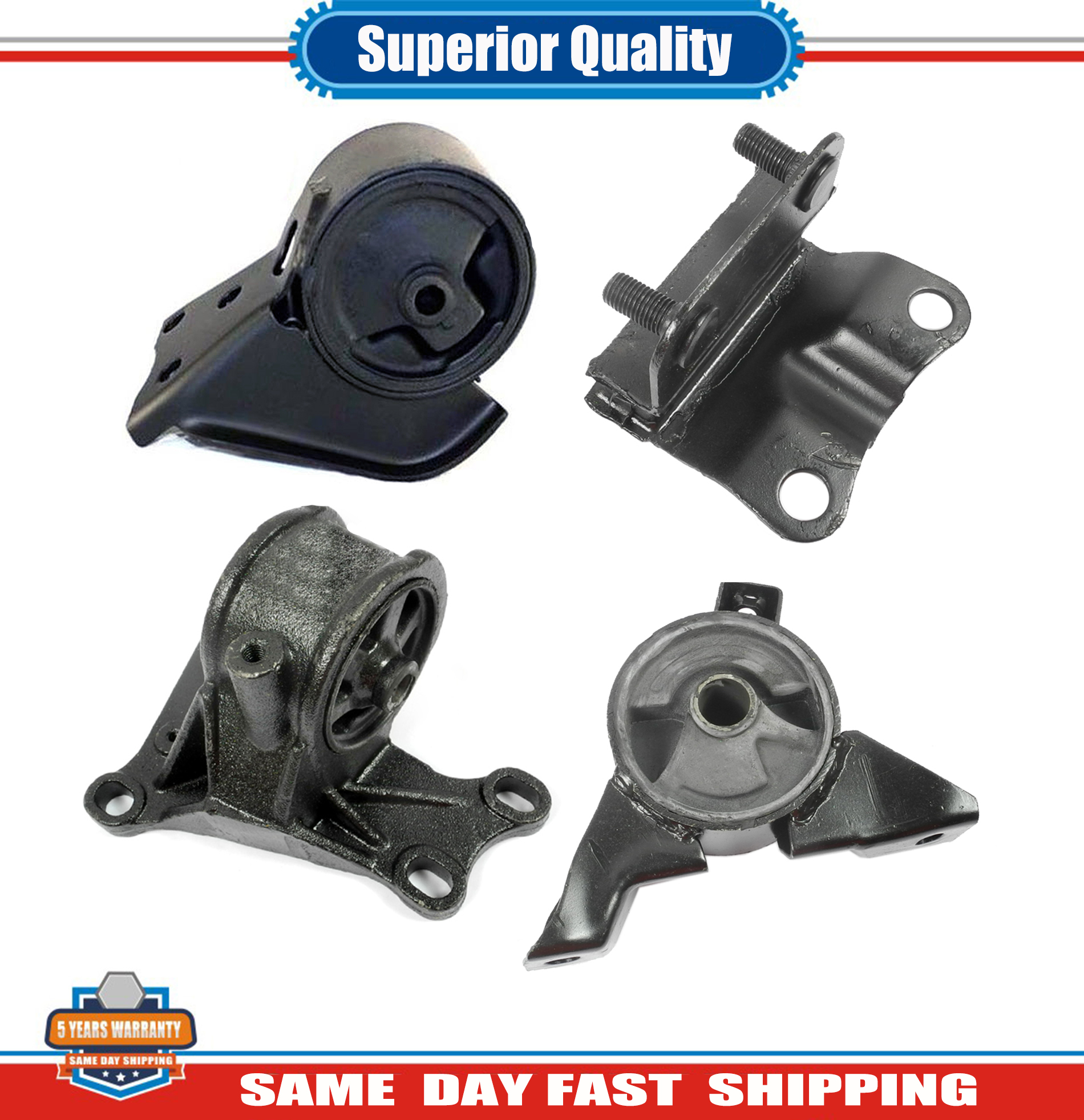 Engine Motor Mount For Mazda 626 Front Right 2.0 L