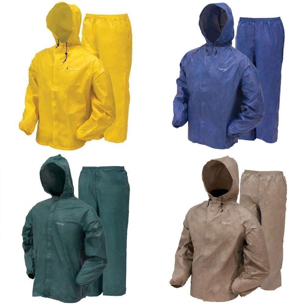 Pink Frogg Toggs Womens Ultra-Lite 2 Waterproof Rain Jacket X-Large