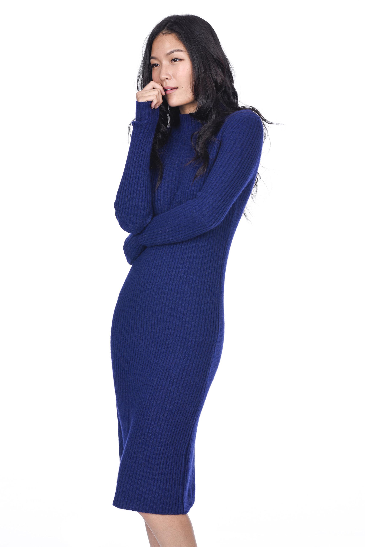 bafa61fe818 State Cashmere Women s 100% Pure Cashmere Turtleneck Long Sleeve ...