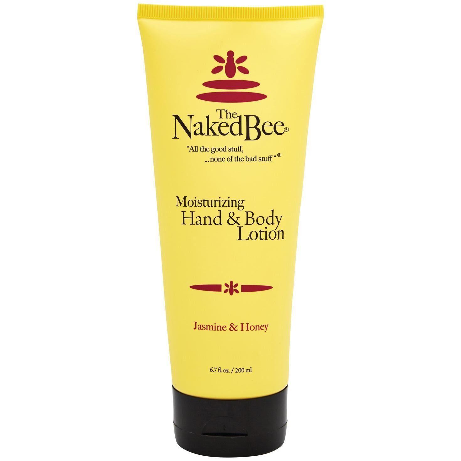 The Naked Bee | 6.7 oz. Grapefruit Blossom Honey Hand