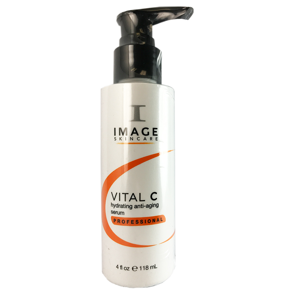 Image Vital C Hydrating Face Anti Aging Serum Professional 4 Oz Ebay