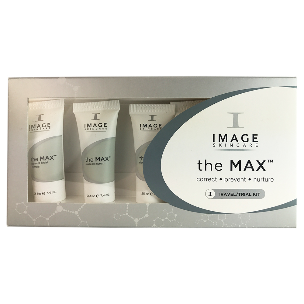 Image The Max Travel Trial Kit Cleanse Vital Cmasquerepair Crème