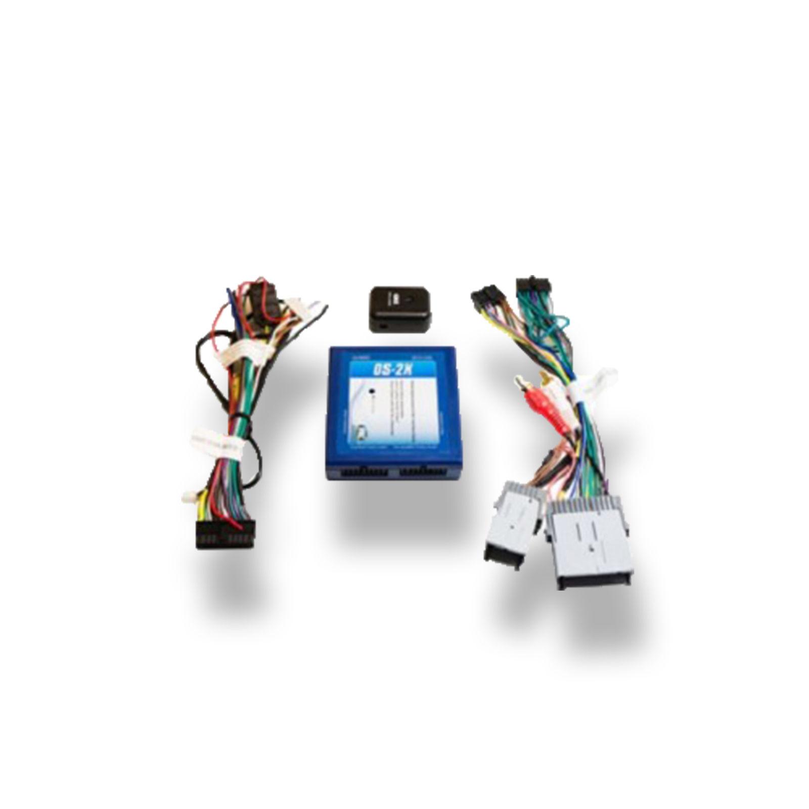 GM Car Stereo Radio Installation Install Wiring Harness Interface Bose +  Onstar
