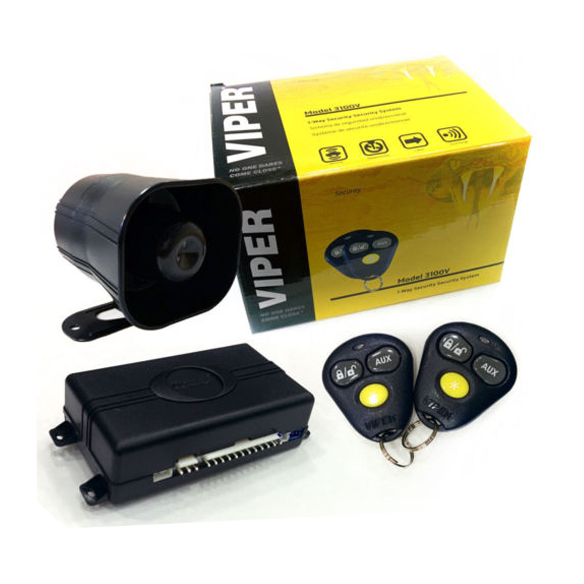 Details about VIPER 3 CHANNEL 1-WAY VEHICLE SECURITY KEYLESS ENTRY on viper tires, viper seats, viper interior, viper tools, viper chassis, viper antenna, viper exhaust, viper electrical, viper blue,