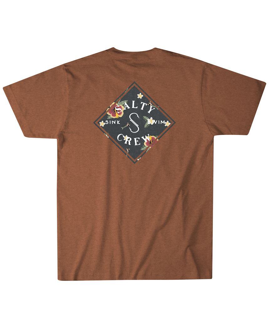 Salty Crew Mens Island Time T-Shirt