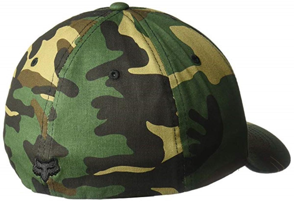 7846c9d00e4 Buy Fox Men s Flex 45 Flexfit Hat Camo Green Racing Moto-x Clothing ...