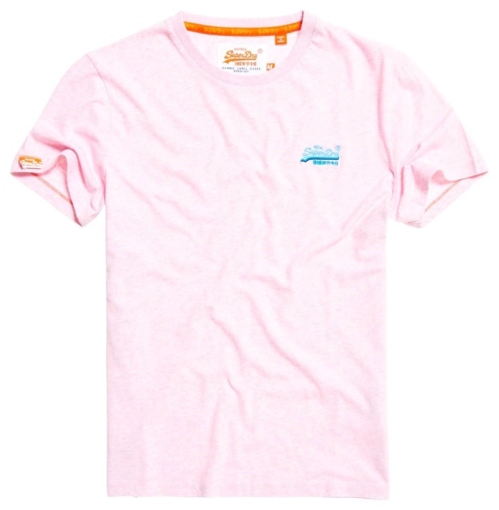 b0beda54bf Superdry Mens Orange Label Vintage Embroidery T-Shirt