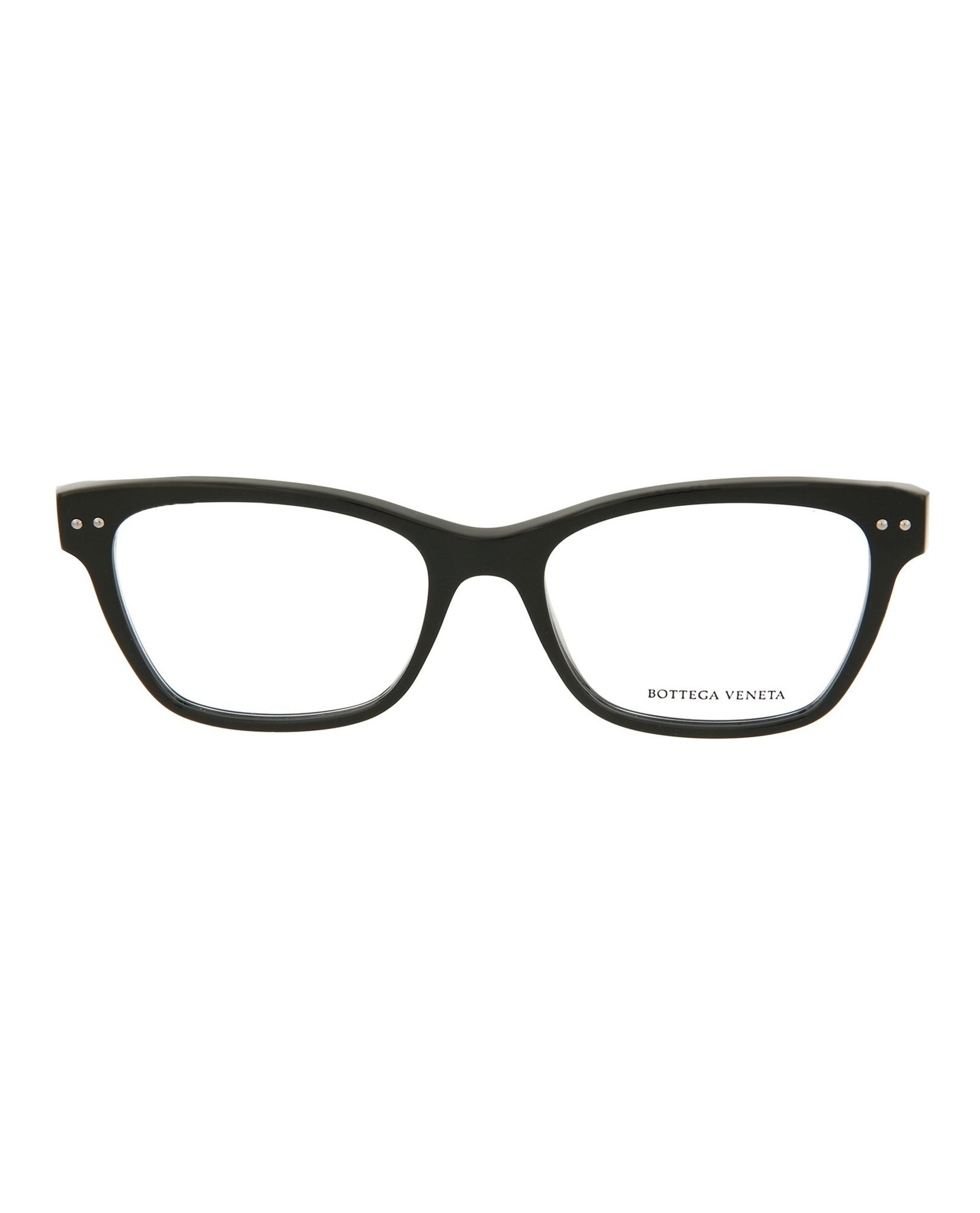 94ea734f9b4 Bottega Veneta Womens Cat Eye Optical Frames BV0016O-30000115-001 ...