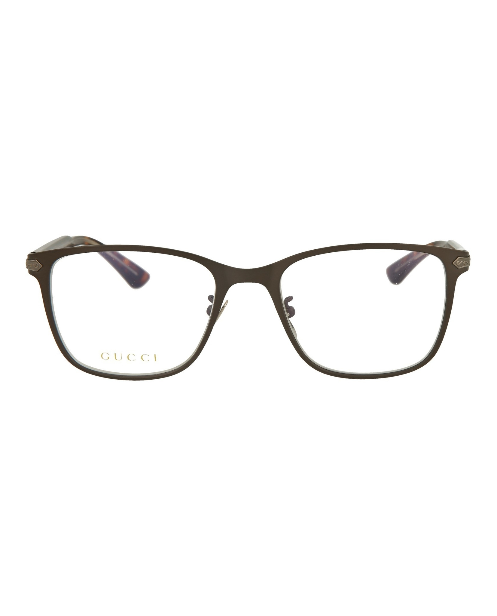 bec30137efdcf Gucci Mens Square Rectangle Optical Frames GG0070O-30001066-002 ...