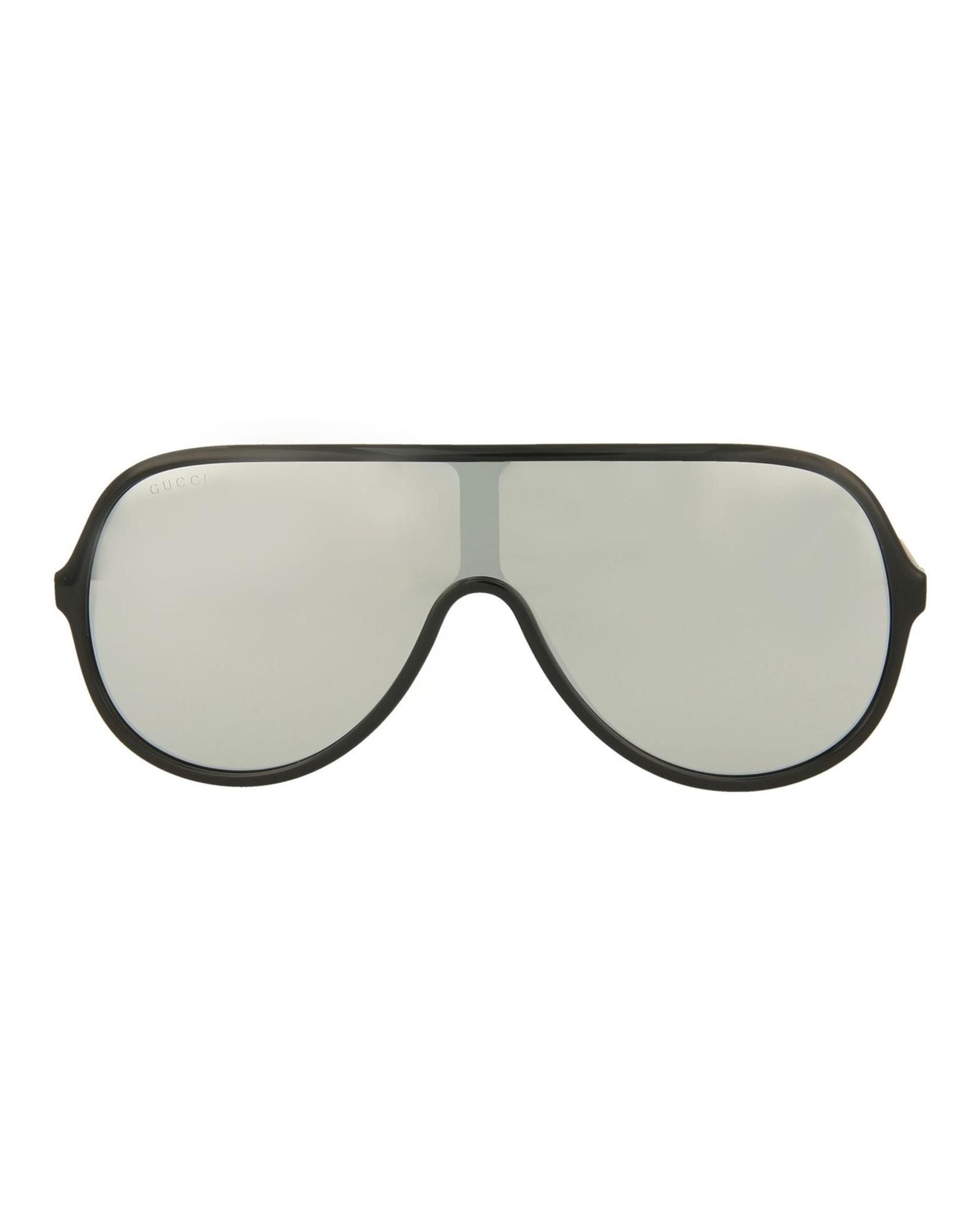 219417d07aa1a Gucci Unisex Square Rectangle Sunglasses GG0199S-30001806-002 ...