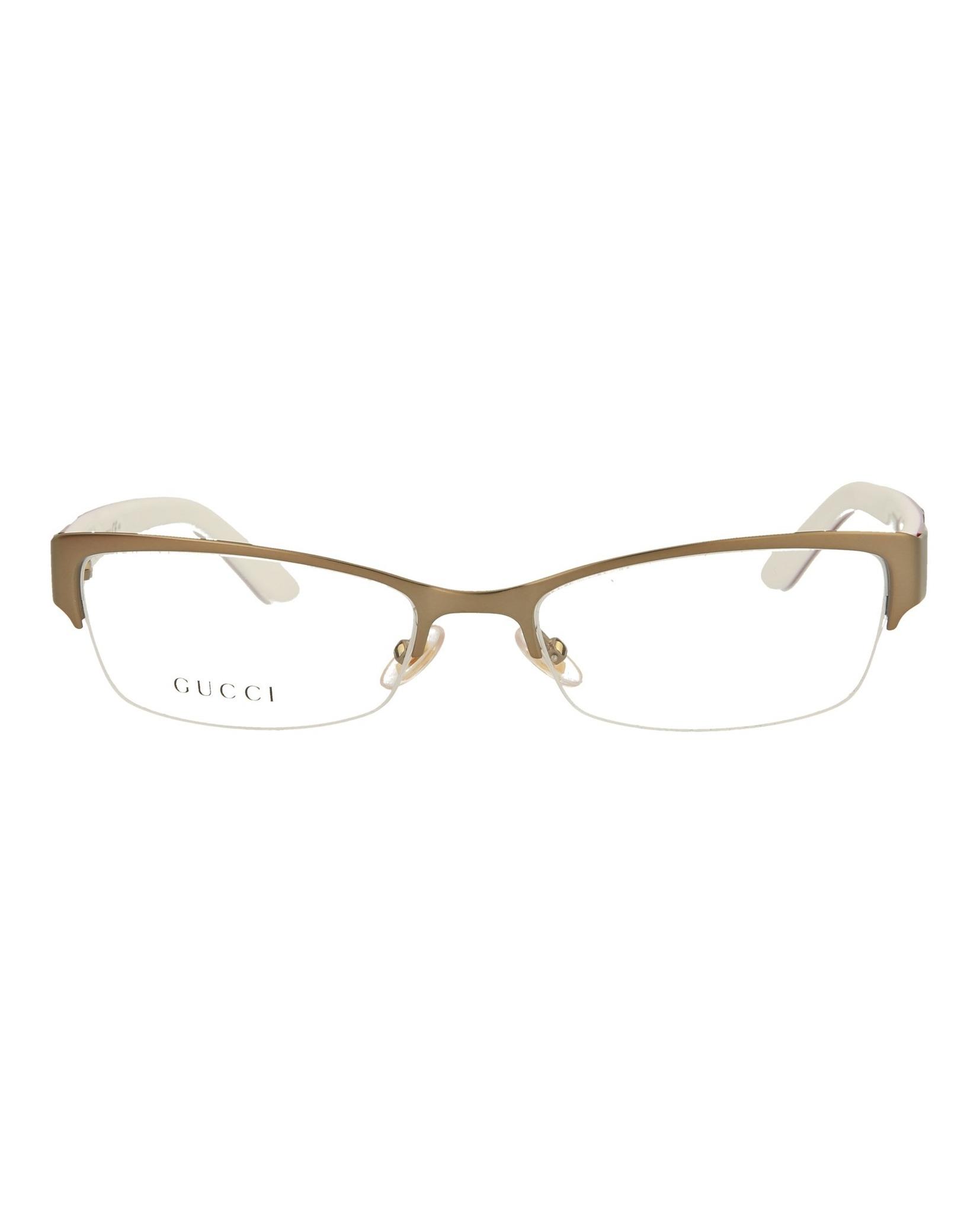 e9d799e73b Gucci Womens Square Rectangle Optical Frames GG4213-1571075L3-5317 ...