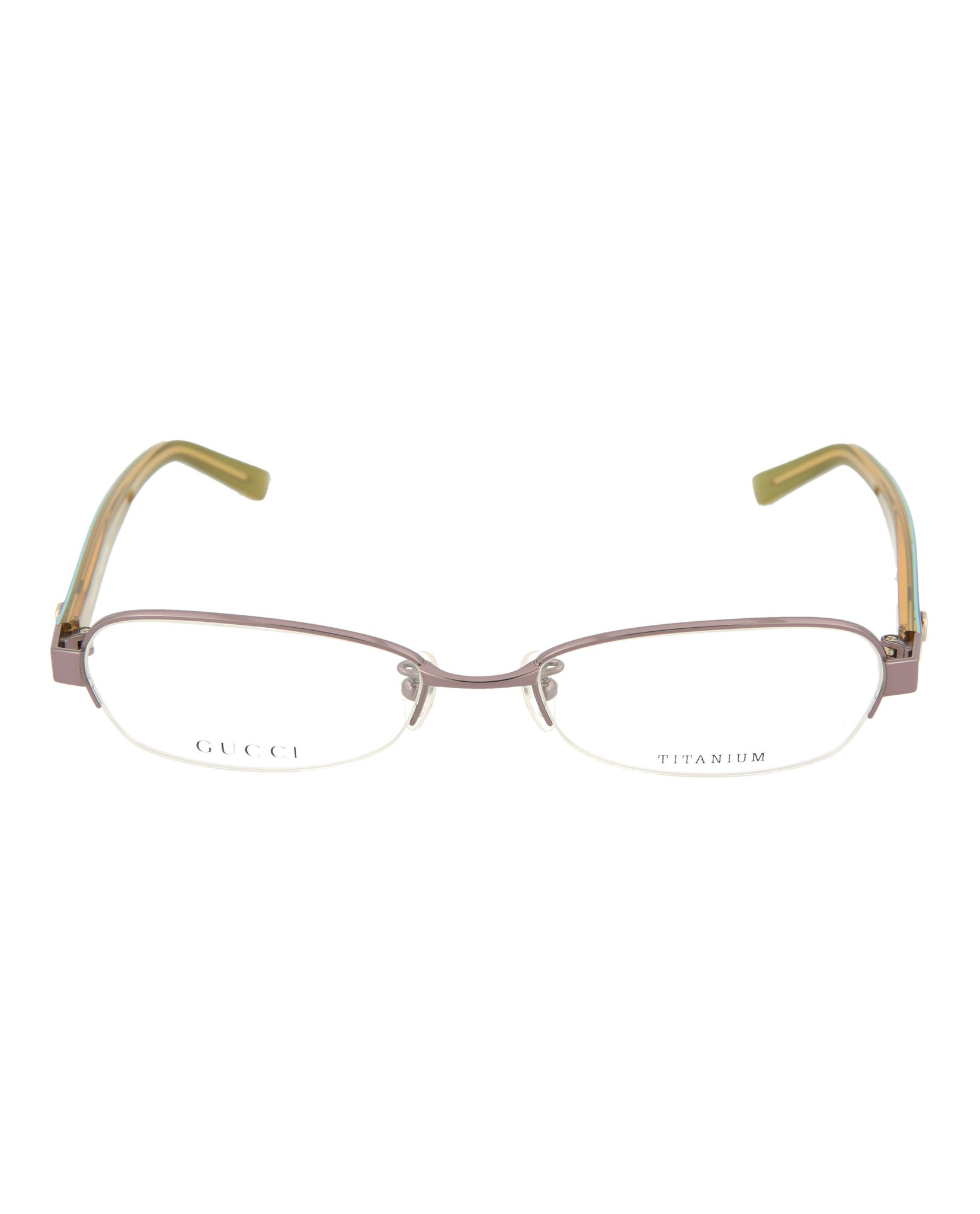 a71cfb023d Gucci Mens Round Oval Optical Frames GG9664J-15365337T-5217 ...