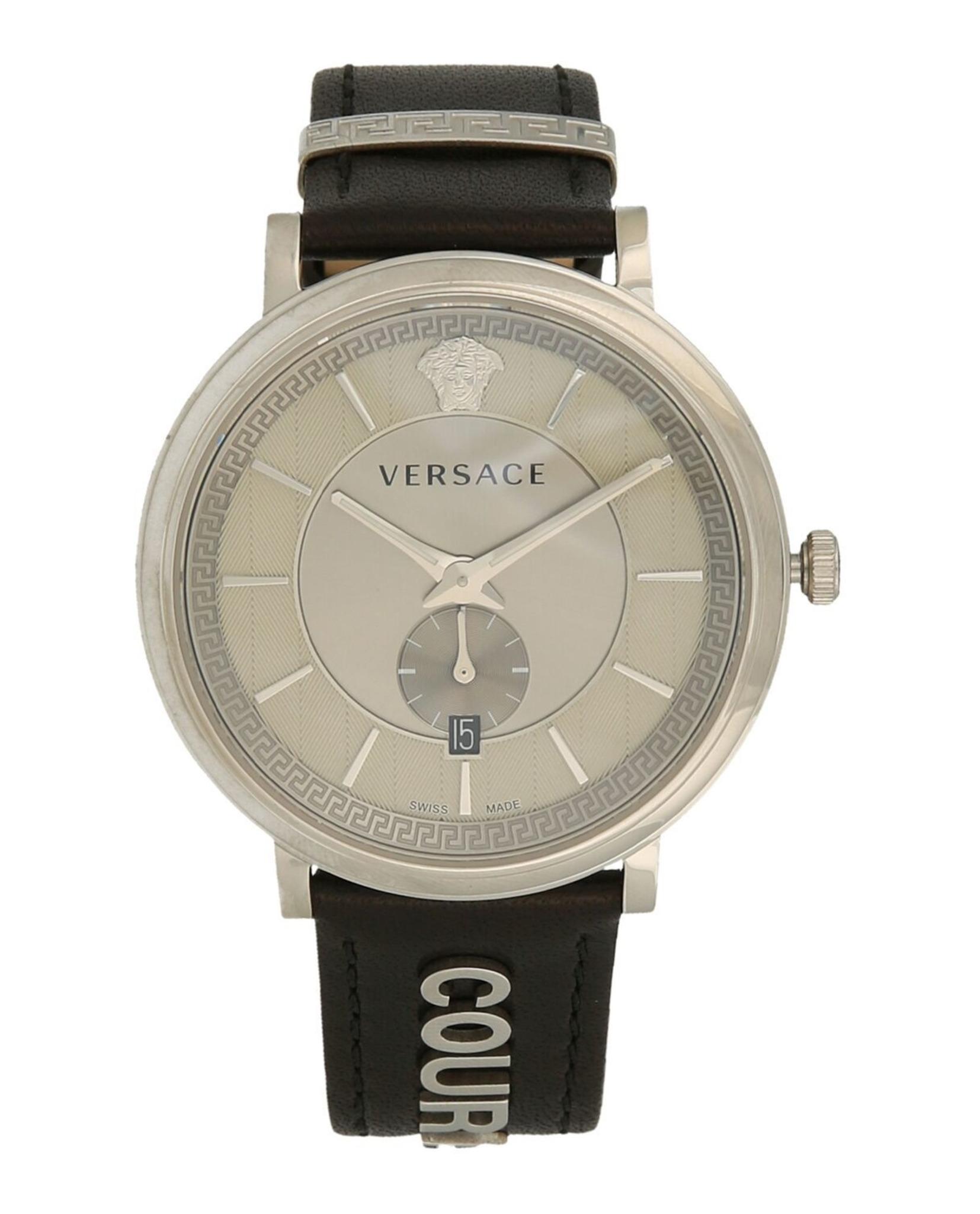 a284df9cd9 Versace Mens V-Circle   The Manifesto Edition VBQ080017 191966023056 ...