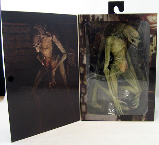 "NECA Alien Resurrection 7/"" Scale PVC Deluxe Newborn Action Figure Toy"