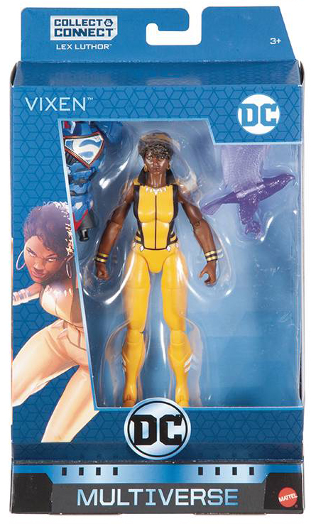 DC Comics Multiverse DC Rebirth THE RAY 6in Figure ~ Lex Luthor CNC Series 2018