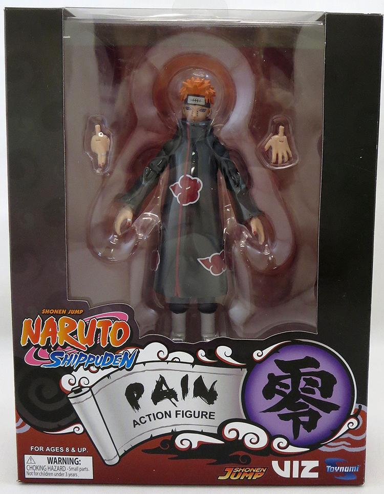 Pain Naruto Shippuden 4 Inch Action Figure Series 2