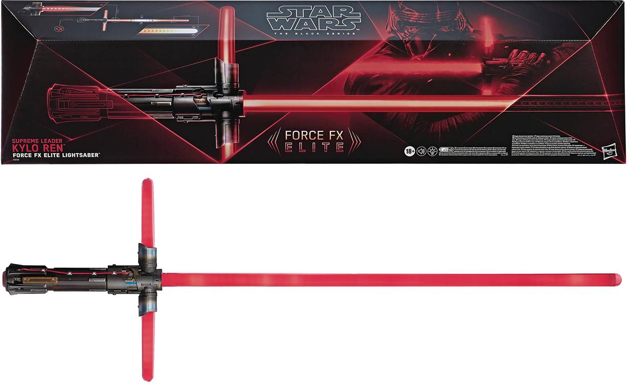 Star Wars Prop Replica Rise Of Skywalker Kylo Ren Fx Elite Lightsaber 630509860920 Ebay