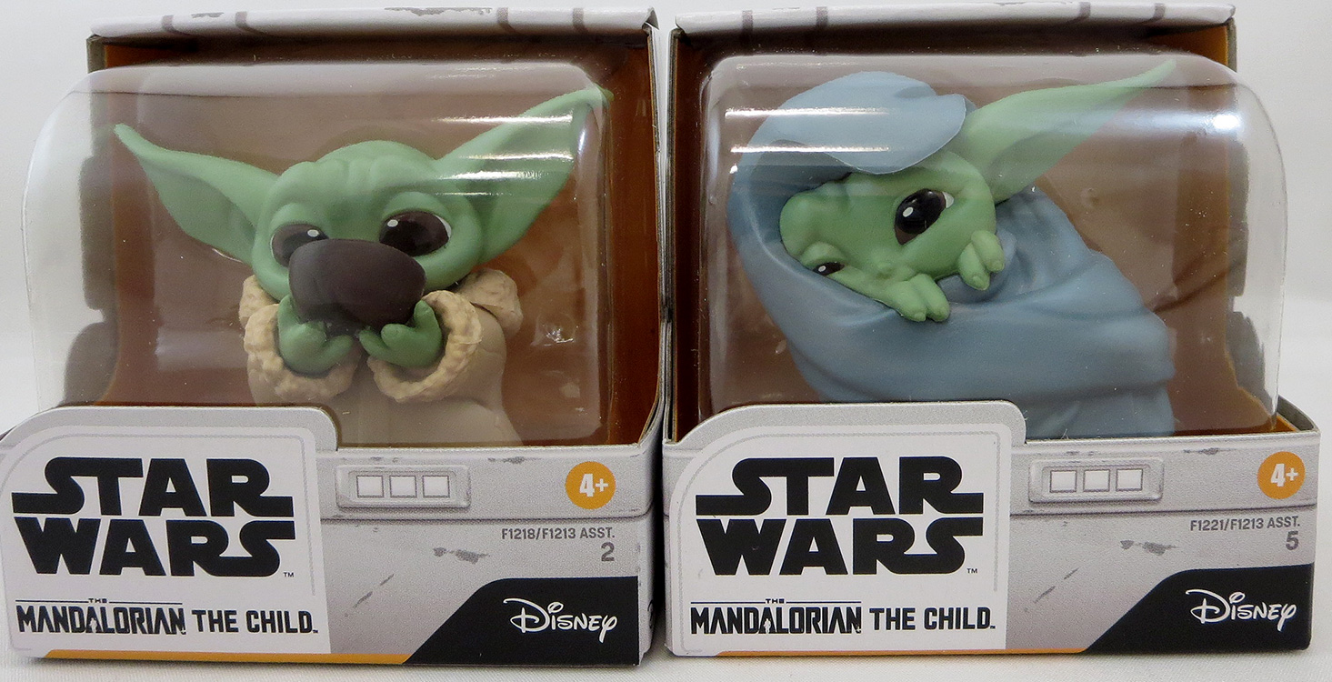 Star Wars BABY BOUNTIES SOUP Mini Figures You Pick! ALL MINT