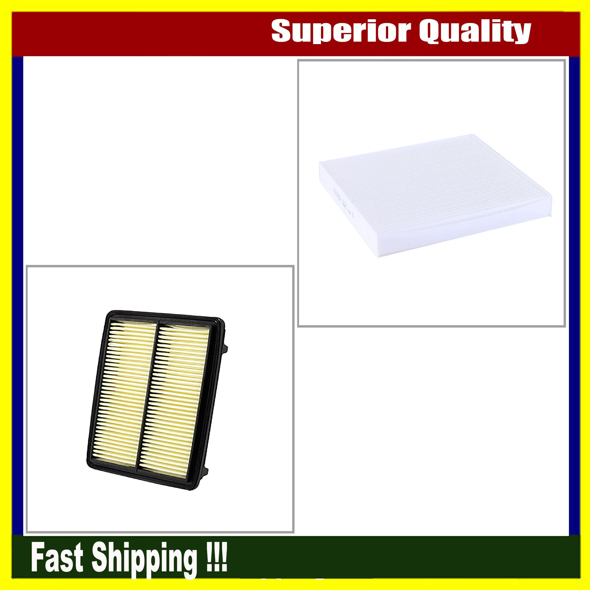 WIX Brand New Air Filter Kit 2Pcs Set For 2018 Acura RLX