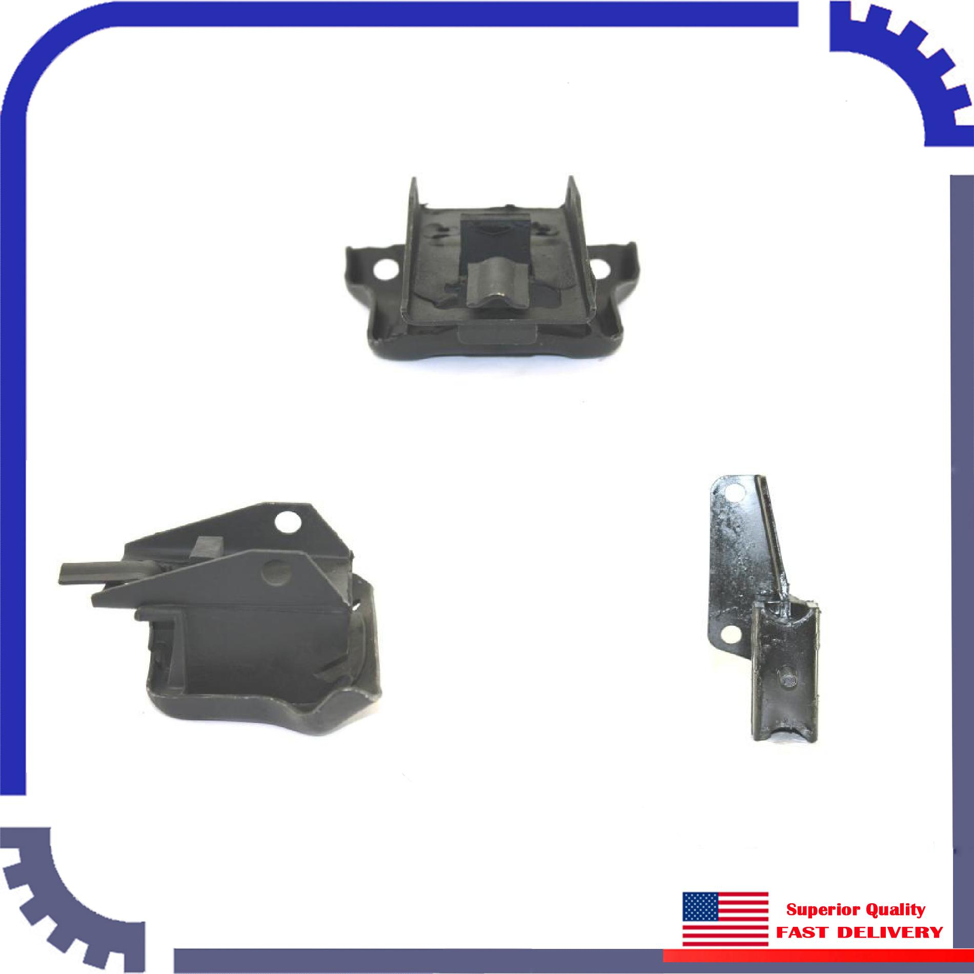 Westar-Auto Trans /& Engine Motor Mount Set 5X For 1980-1984 EL CAMINO 3.8L