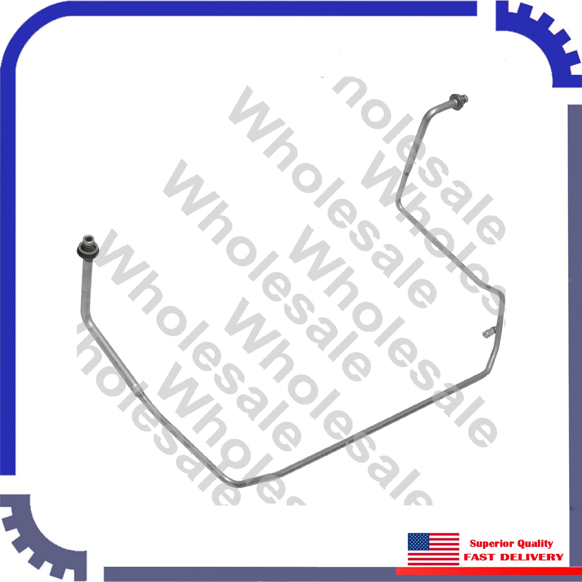 1993-1997 Jeep Grand Cherokee L6 4.0L OHV ONLY New AC A//C Discharge Line Fits