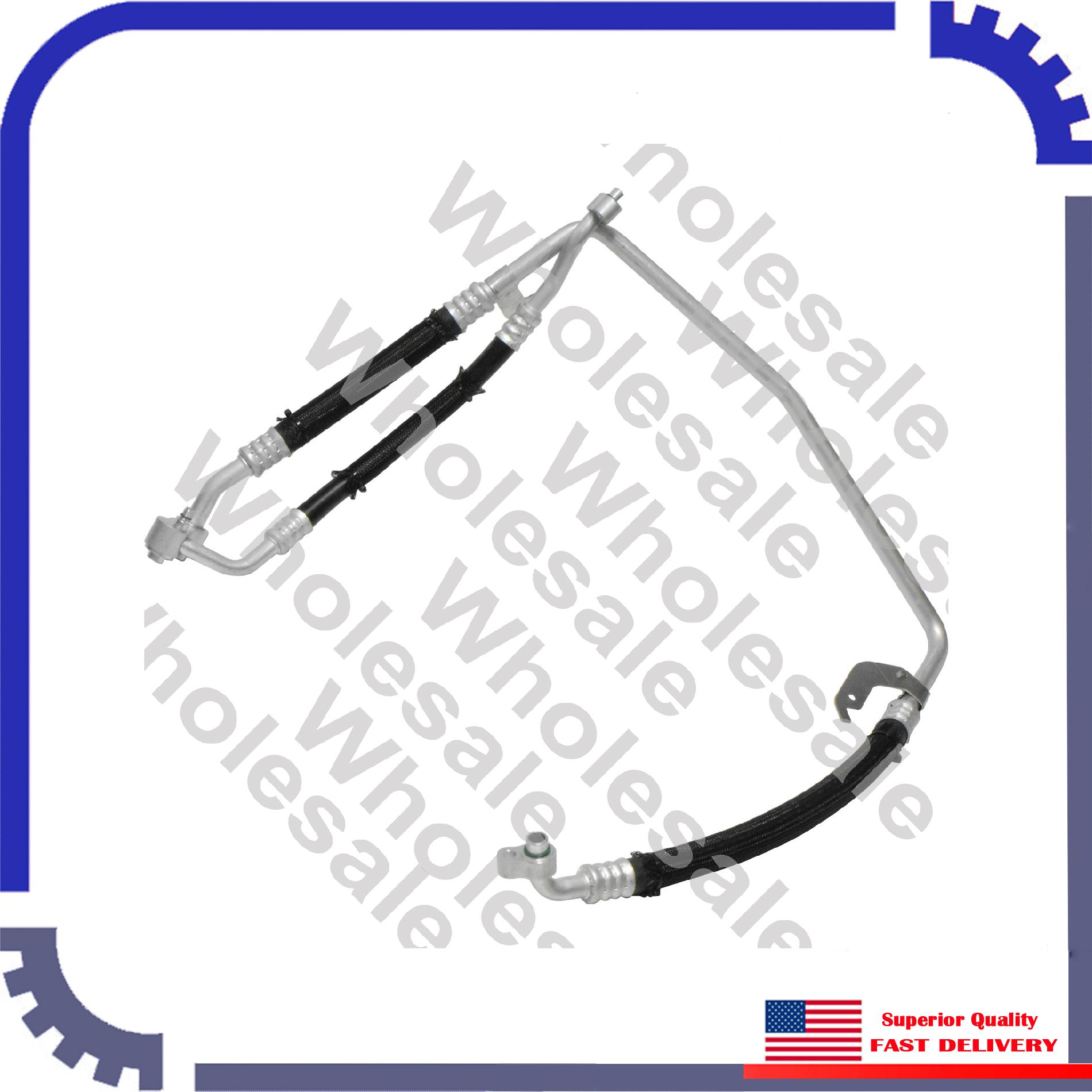 UAC HA 11379C A//C Manifold Hose Assembly