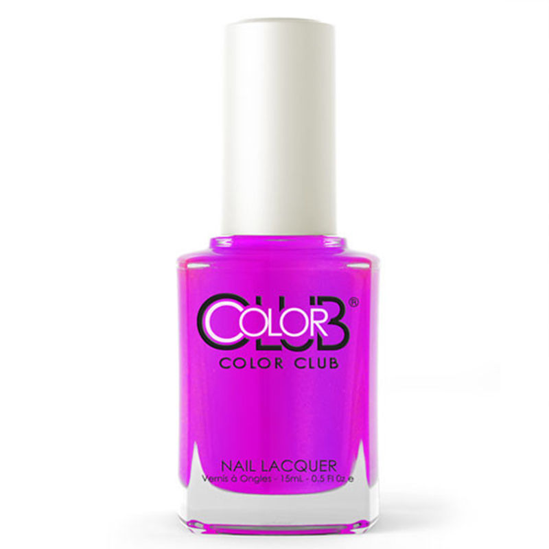 Who Sells Color Club Nail Polish: Color Club Nail Polish Poptastic Neon Colors 2015 Summer