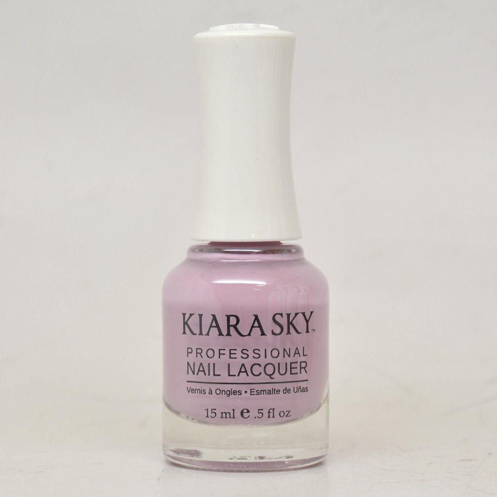 Kiara Sky Nail Polish Totally Whipped N556 | eBay