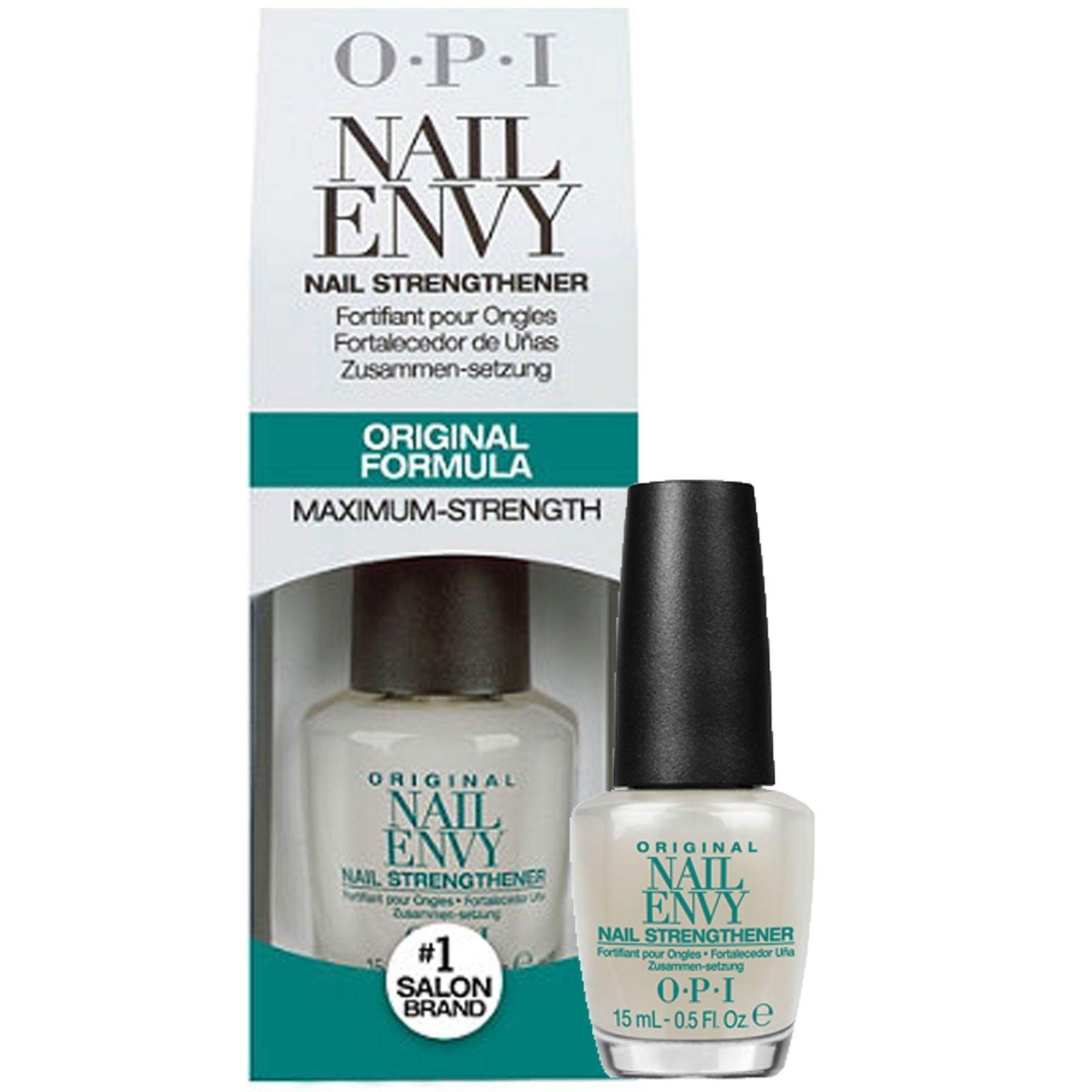 OPI Nail Envy Original Formula Nail Strengthener 0.5 oz | eBay