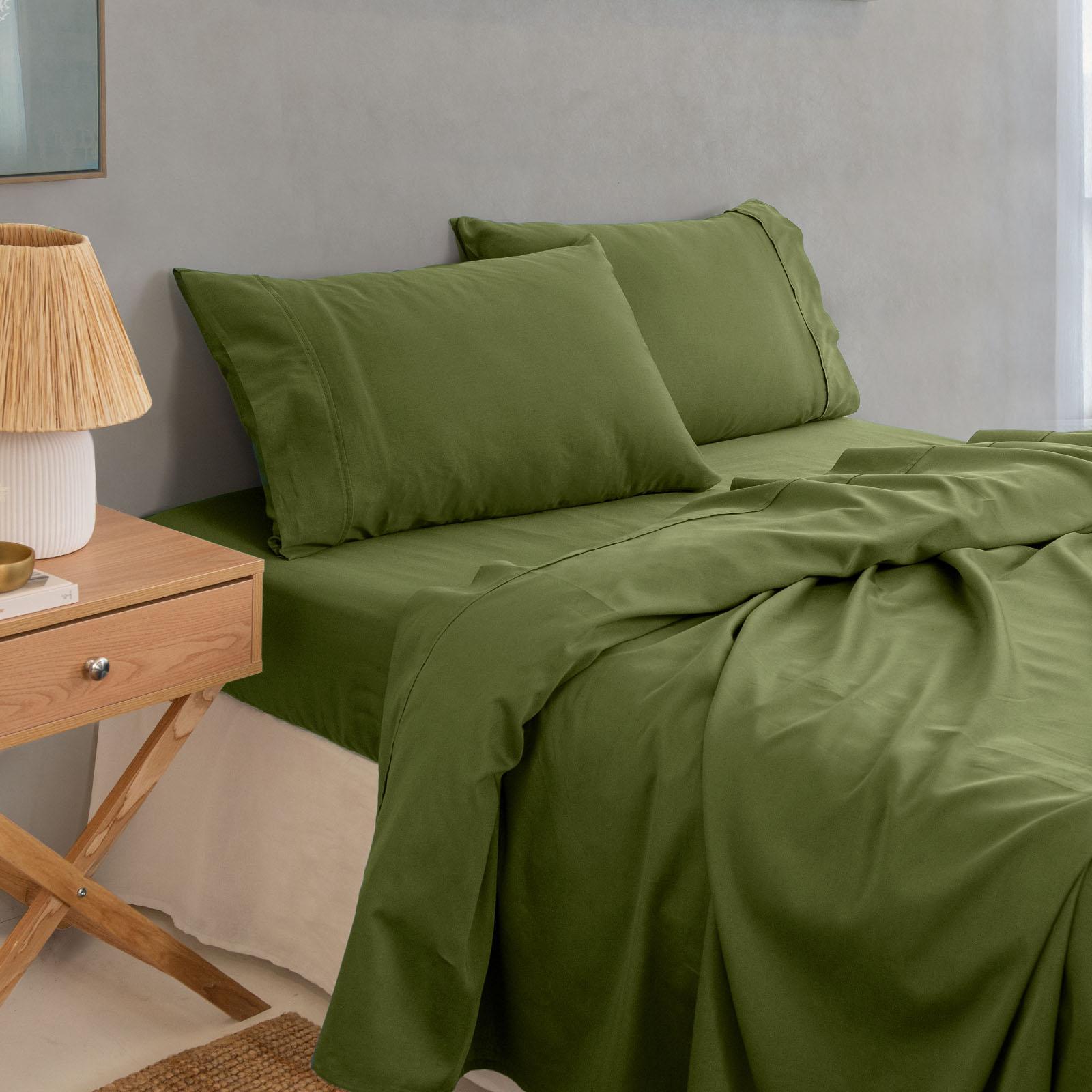 thumbnail 54 - Royal Comfort 1000TC Hotel Grade Bamboo Cotton Sheets Pillowcases Set Ultrasoft