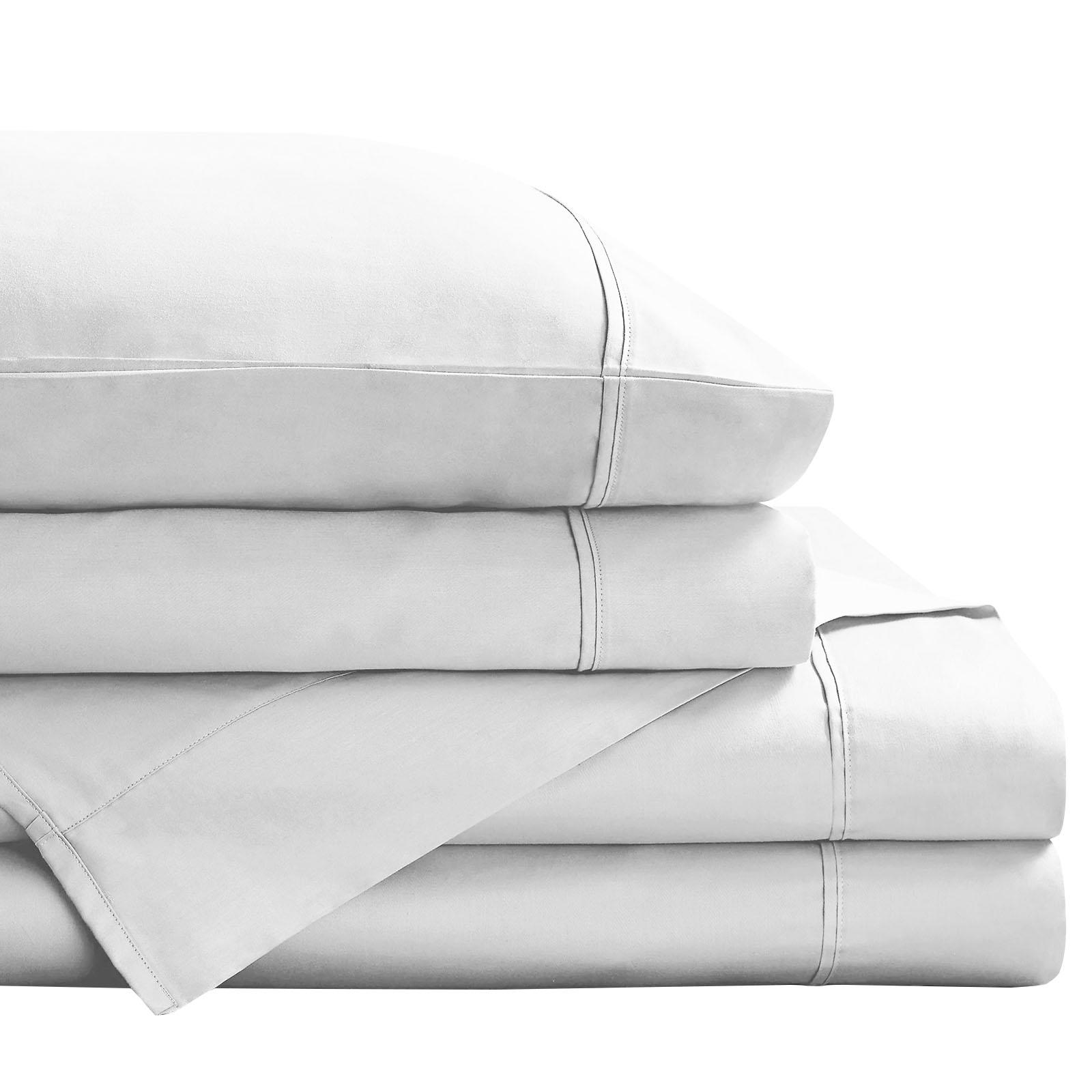 thumbnail 45 - Royal Comfort 1000TC Hotel Grade Bamboo Cotton Sheets Pillowcases Set Ultrasoft