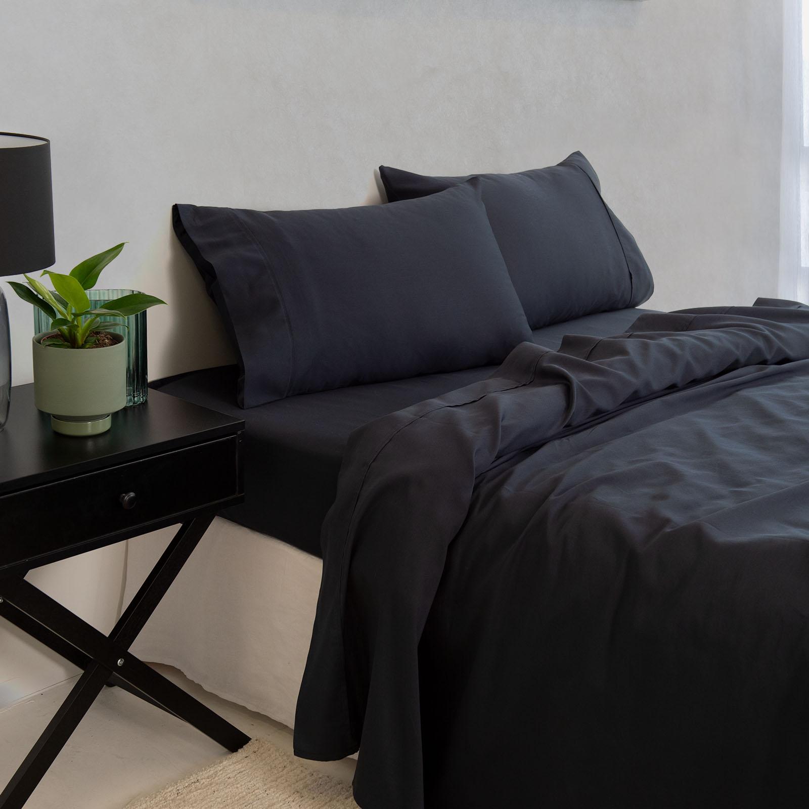 thumbnail 26 - Royal Comfort 1000TC Hotel Grade Bamboo Cotton Sheets Pillowcases Set Ultrasoft