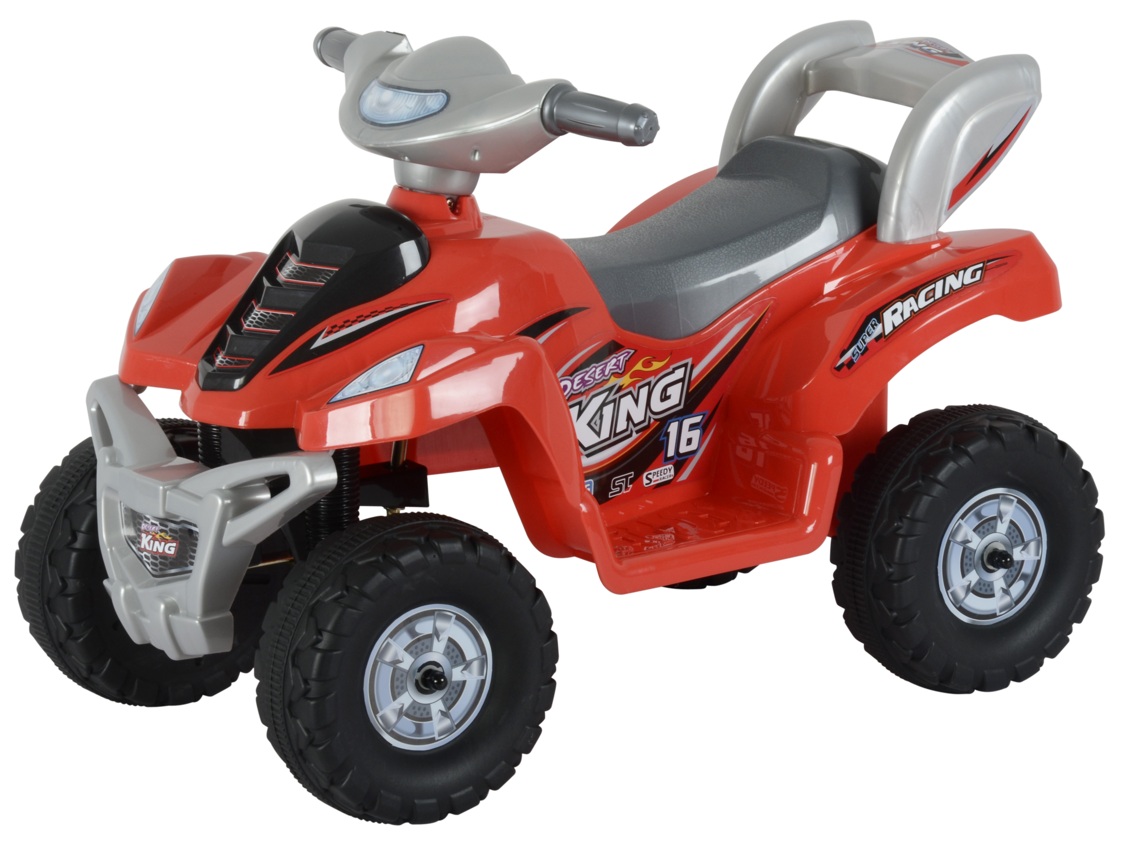 Safari-King-Electric-Ride-On-ATV-Bike-Kids-Toy-Quad-Car-Rechargeable-Battery