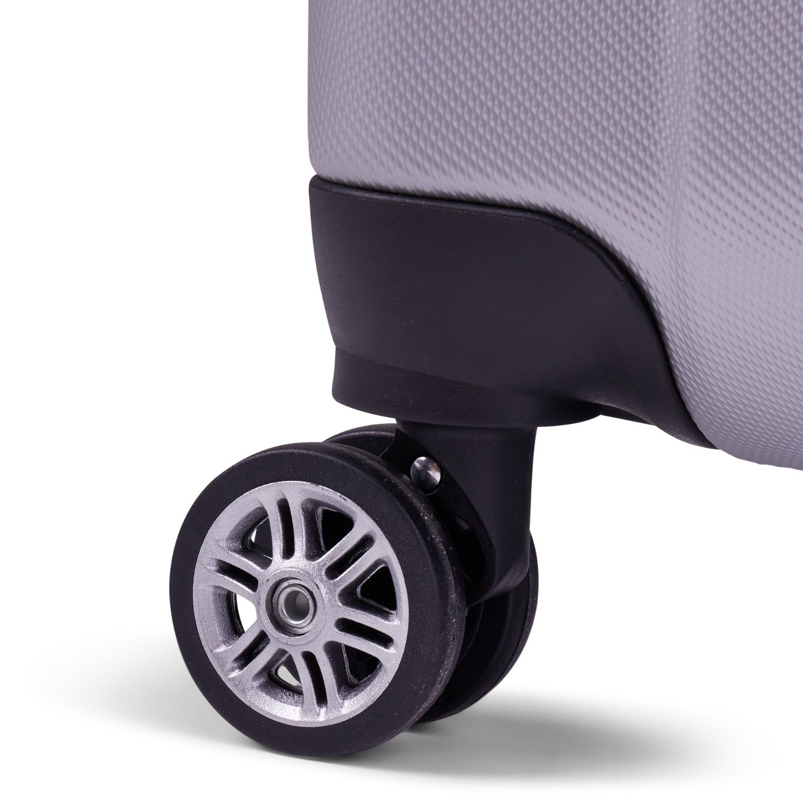 Milano-Premium-3pc-ABS-Luggage-Suitcase-Luxury-Hard-Case-Shockproof-Travel-Set thumbnail 37