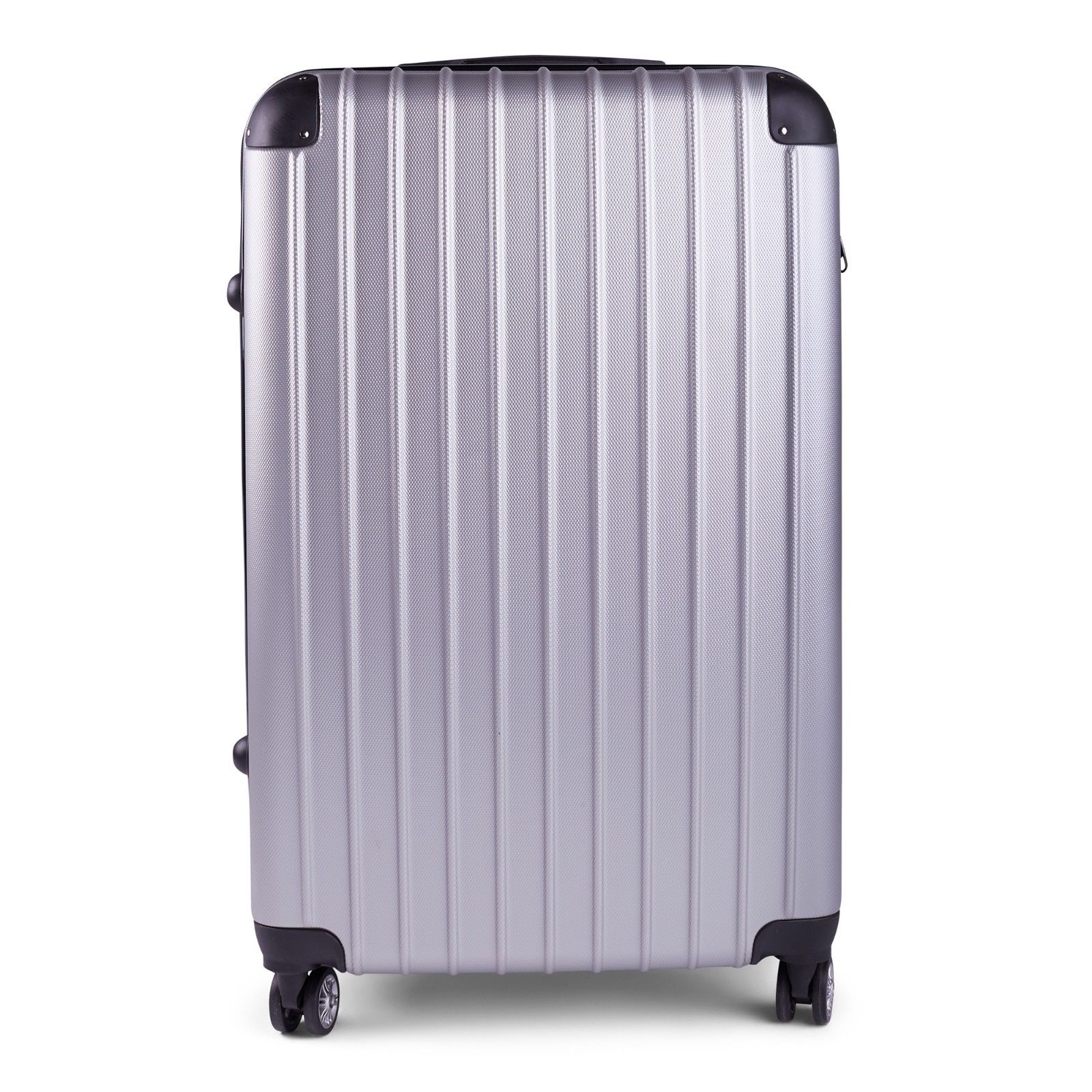 Milano-Premium-3pc-ABS-Luggage-Suitcase-Luxury-Hard-Case-Shockproof-Travel-Set thumbnail 30