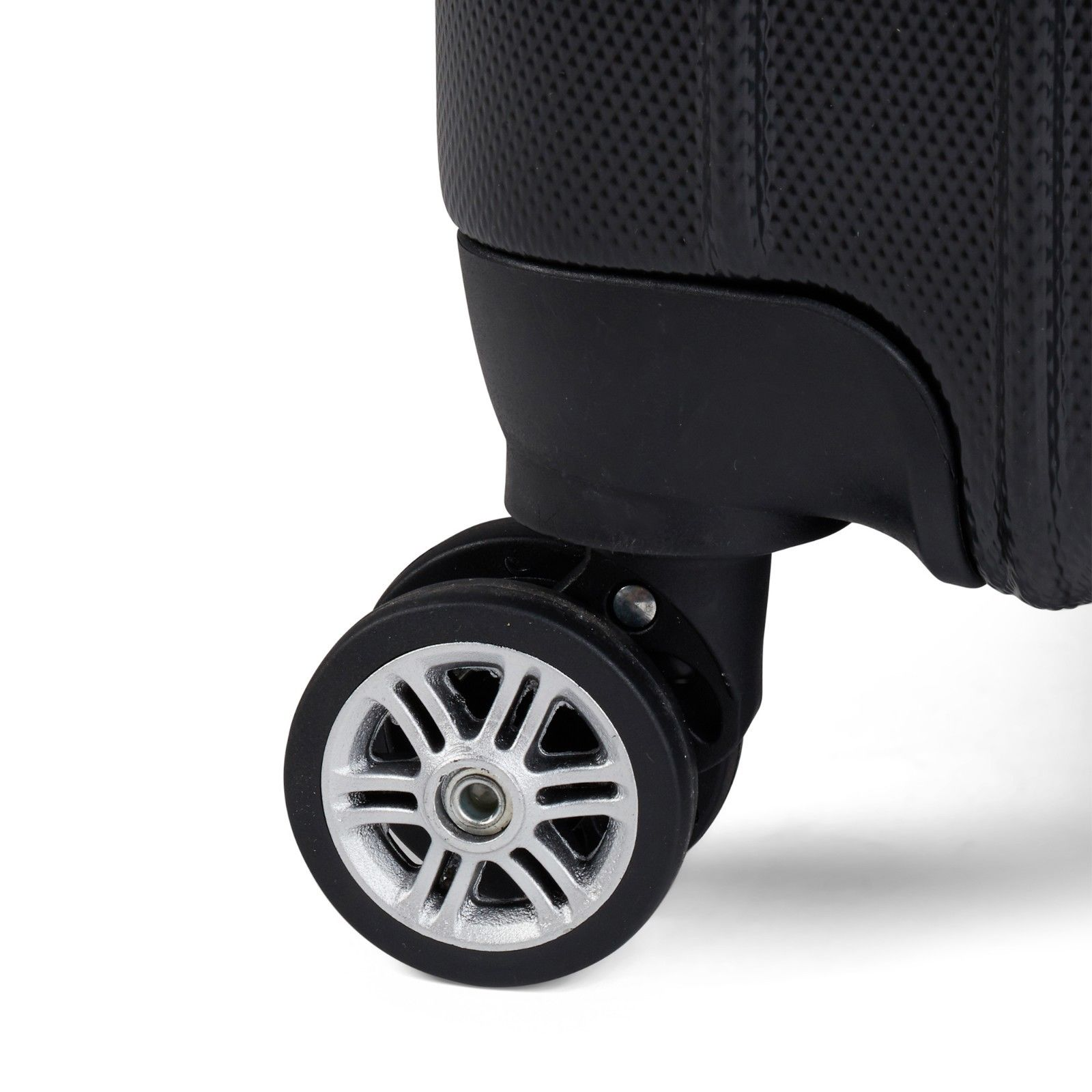 Milano-Premium-3pc-ABS-Luggage-Suitcase-Luxury-Hard-Case-Shockproof-Travel-Set thumbnail 14