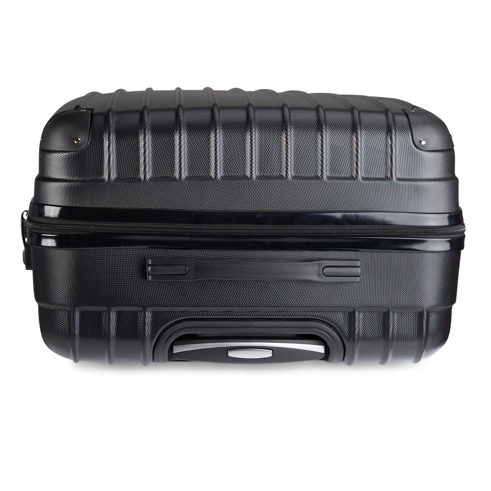 Milano-Premium-3pc-ABS-Luggage-Suitcase-Luxury-Hard-Case-Shockproof-Travel-Set thumbnail 11