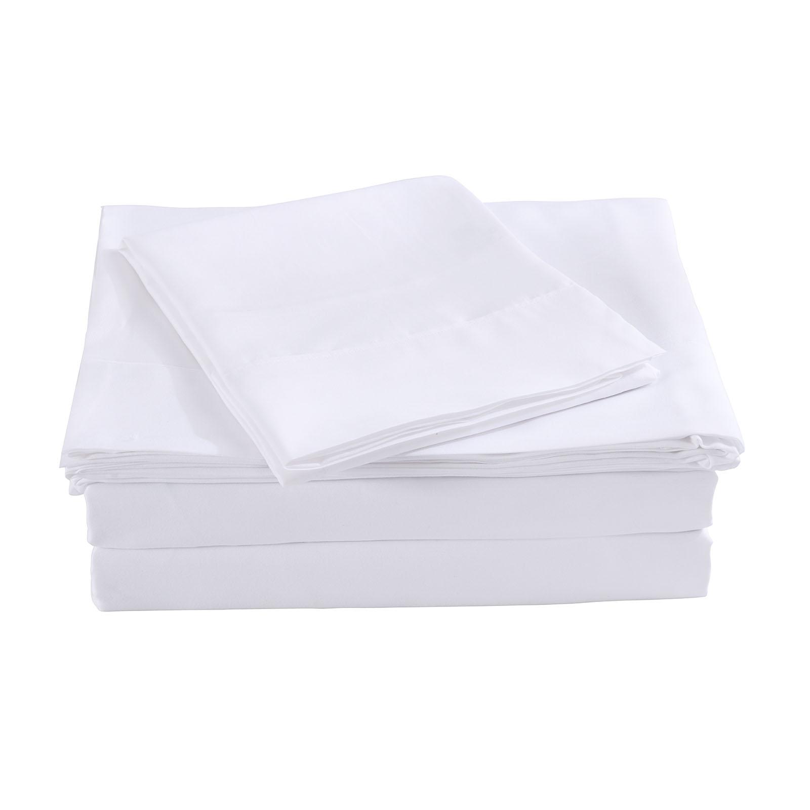 Royal-Comfort-Bamboo-Blended-Sheet-amp-Pillowcases-Set-1000TC-Ultra-Soft-Bedding thumbnail 30