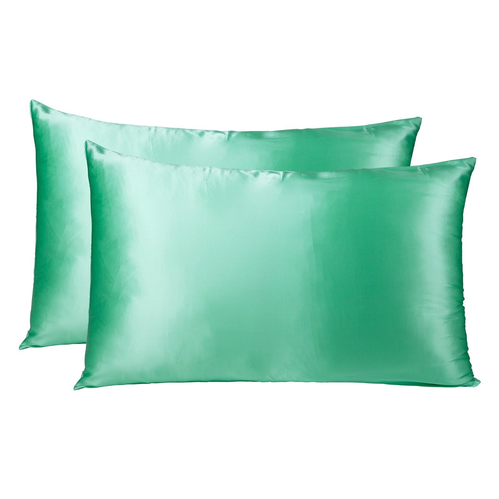 Royal-Comfort-Mulberry-Soft-Silk-Hypoallergenic-Pillowcase-Twin-Pack-51-x-76cm thumbnail 28