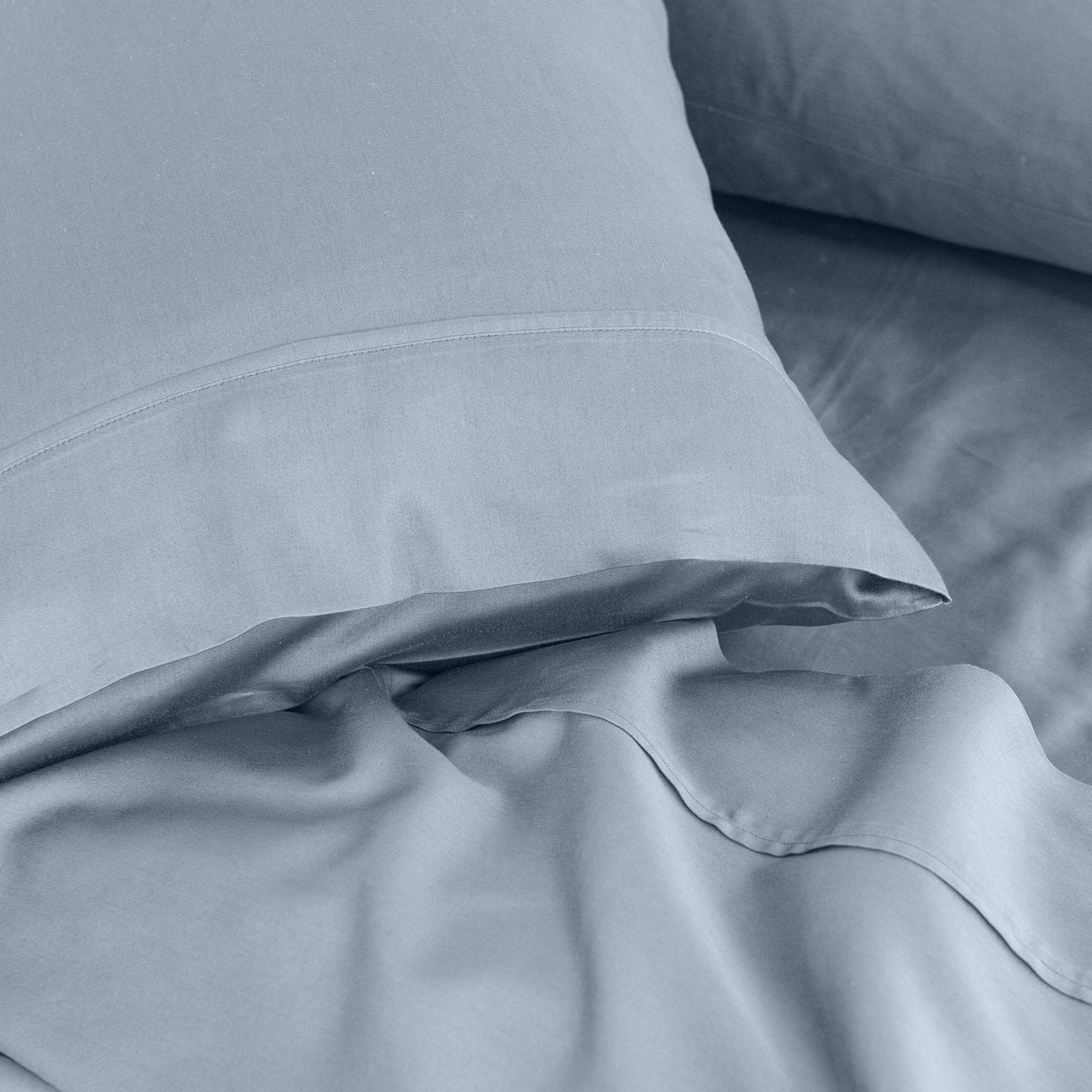 thumbnail 15 - Royal Comfort 1000TC Hotel Grade Bamboo Cotton Sheets Pillowcases Set Ultrasoft