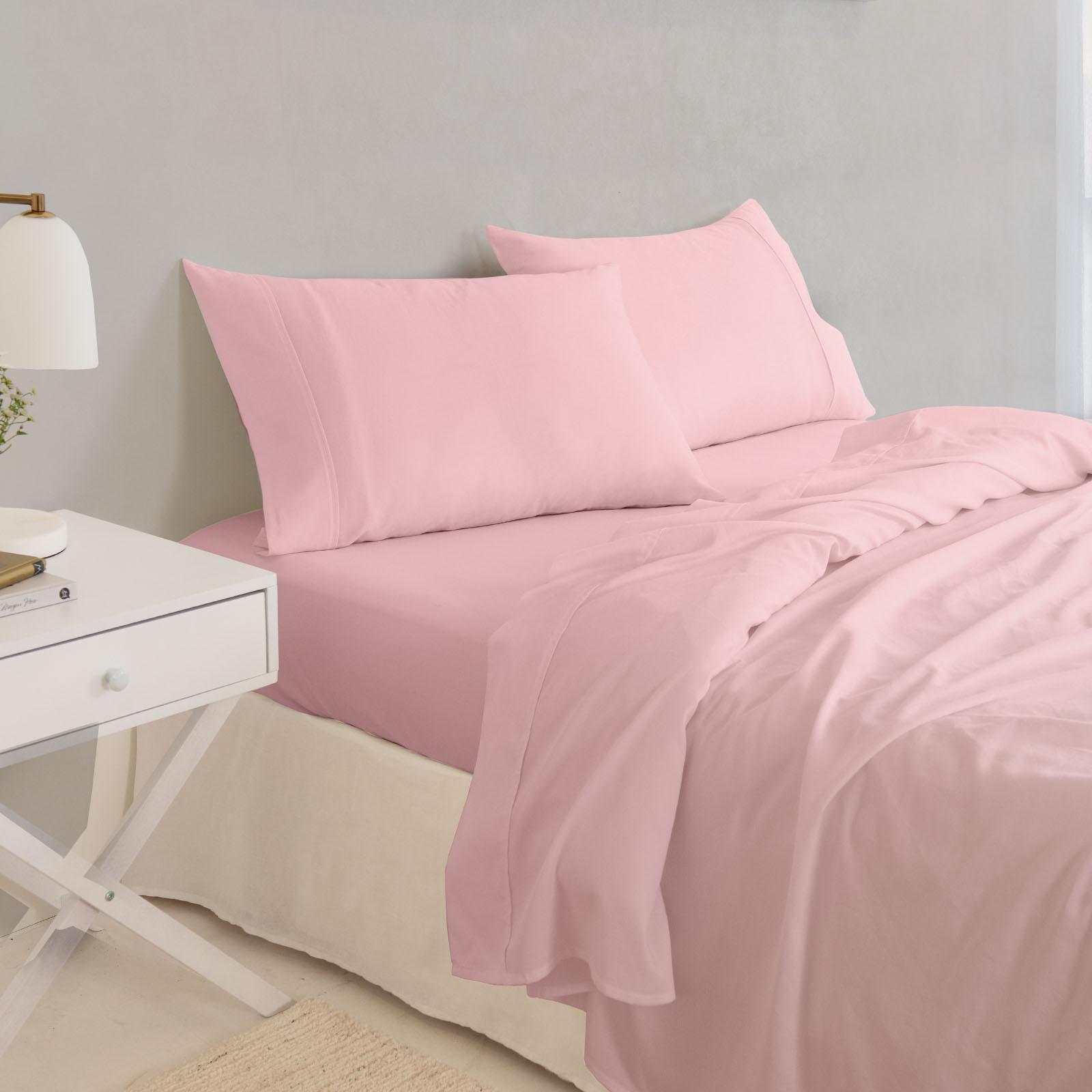 thumbnail 19 - Royal Comfort 1000TC Hotel Grade Bamboo Cotton Sheets Pillowcases Set Ultrasoft