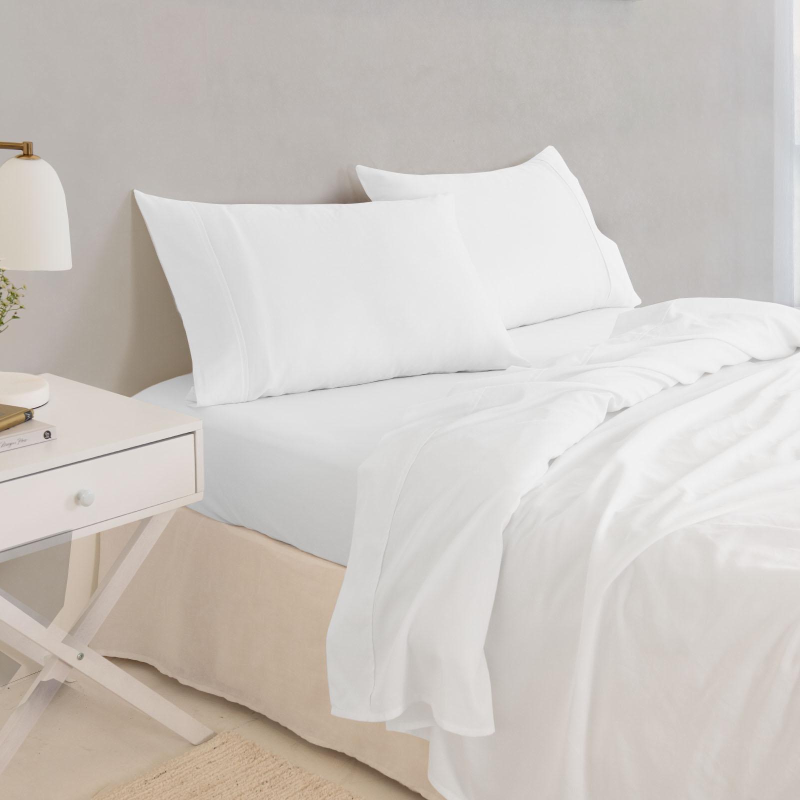 thumbnail 75 - Royal Comfort 1000TC Hotel Grade Bamboo Cotton Sheets Pillowcases Set Ultrasoft