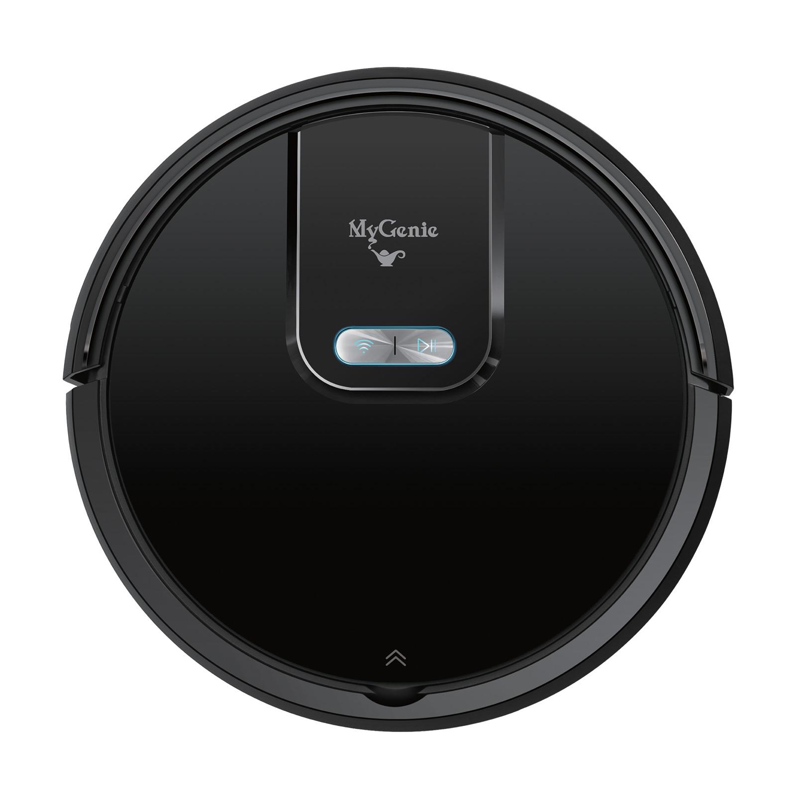thumbnail 5 - MyGenie WI-FI GMAX Robotic Vacuum Cleaner Mop App Control Dry & Wet Auto Robot