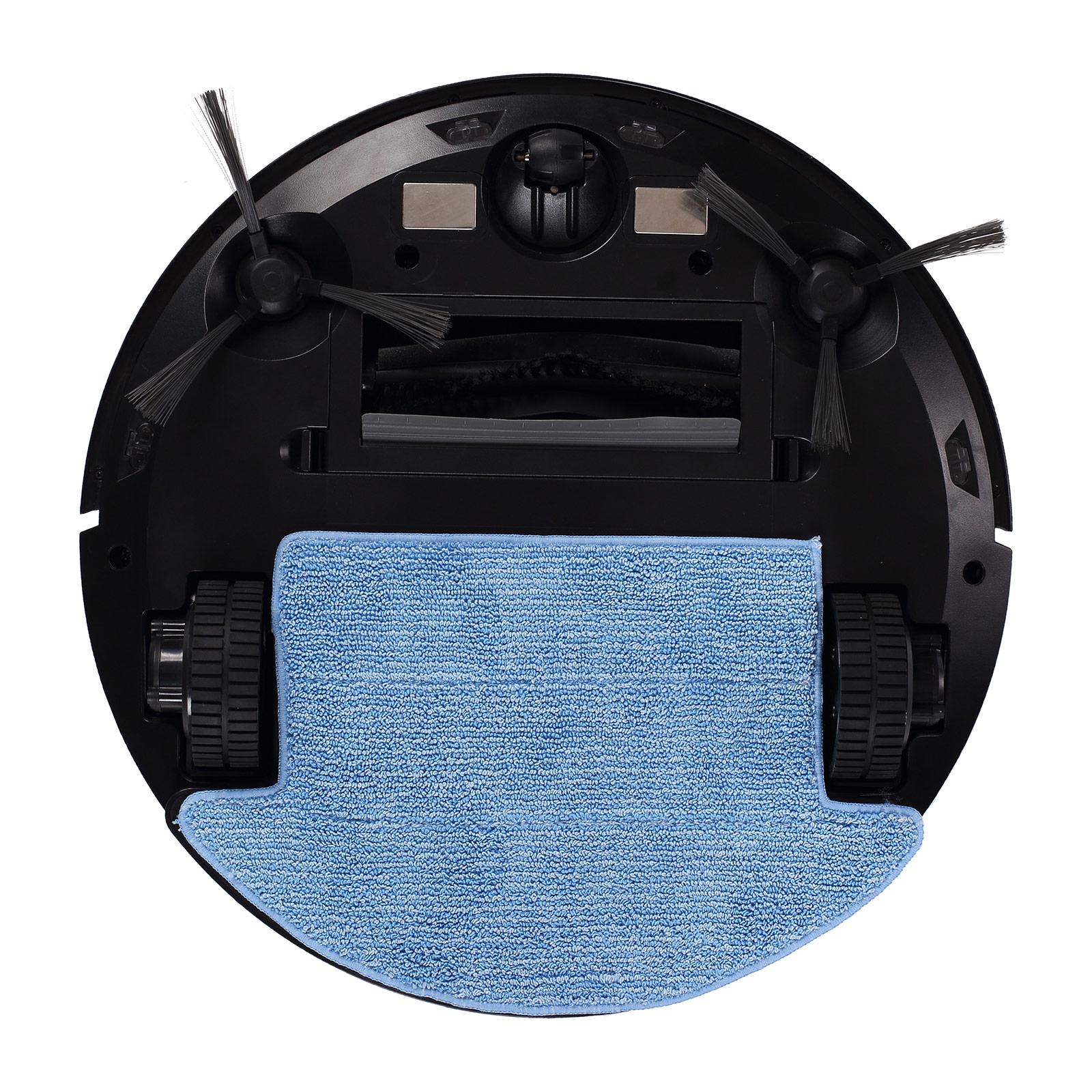 thumbnail 6 - MyGenie WI-FI GMAX Robotic Vacuum Cleaner Mop App Control Dry & Wet Auto Robot