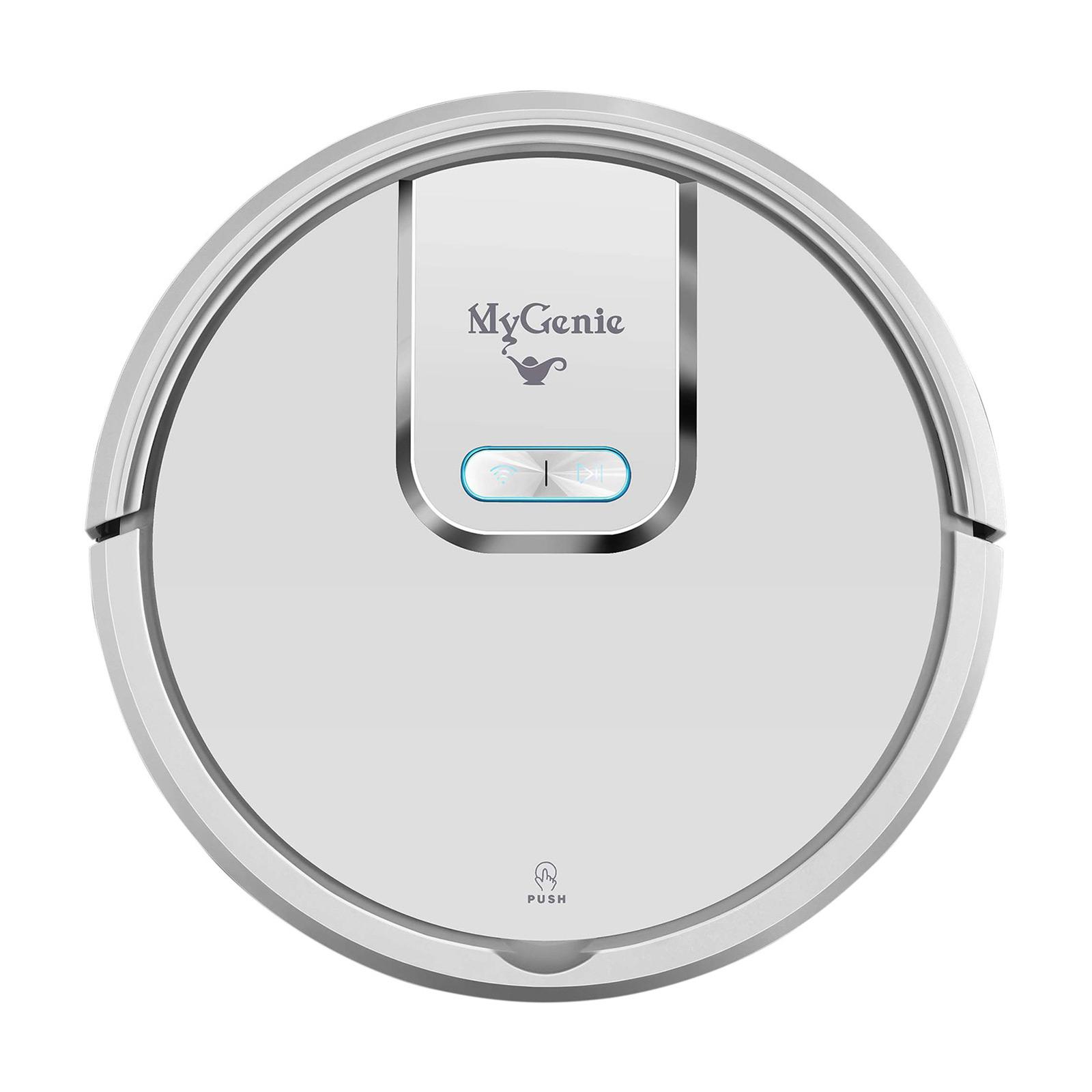 thumbnail 14 - MyGenie WI-FI GMAX Robotic Vacuum Cleaner Mop App Control Dry & Wet Auto Robot