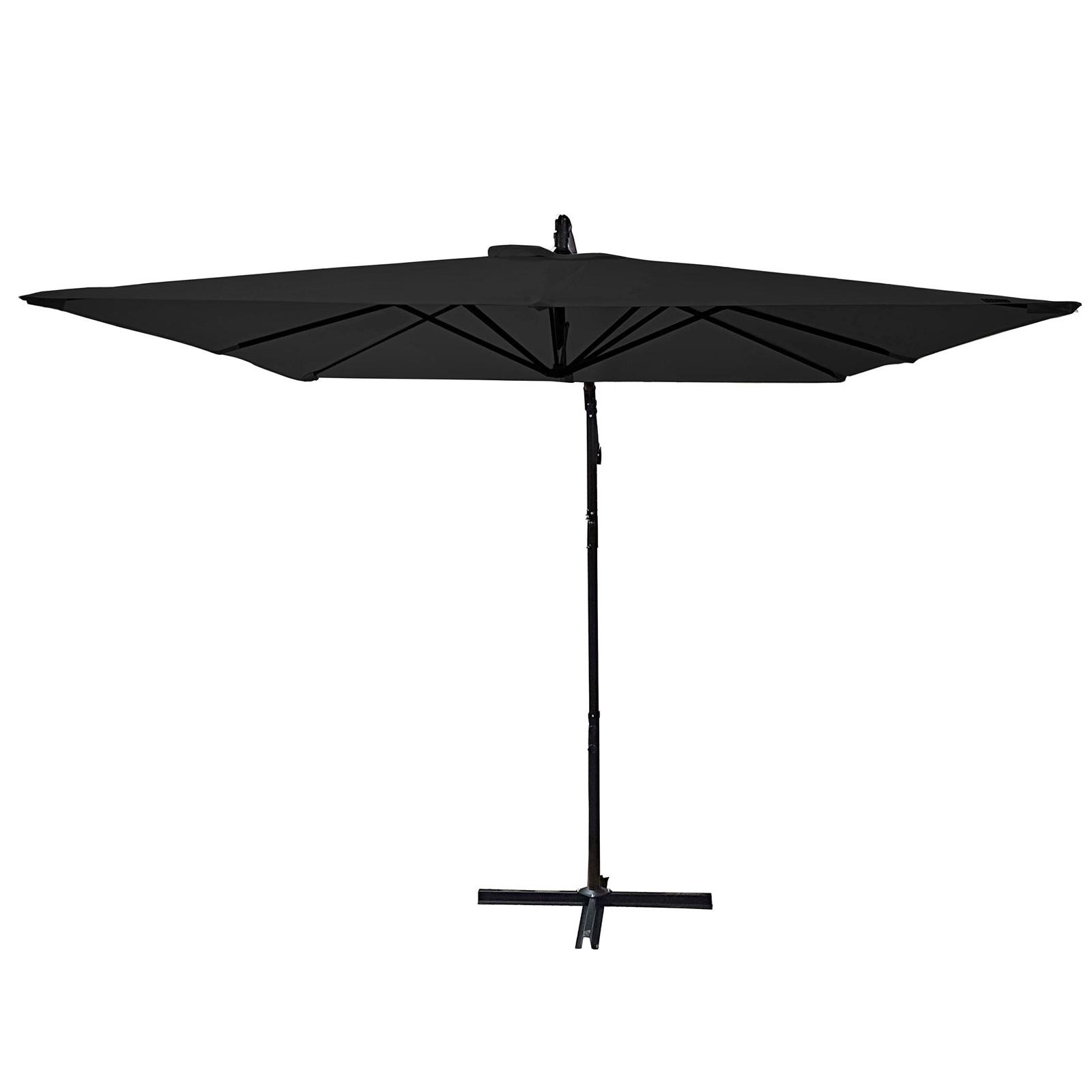 Milano-2-2M-Outdoor-Umbrella-Cantilever-Garden-Deck-Patio-Shade-Water-Resistant thumbnail 17