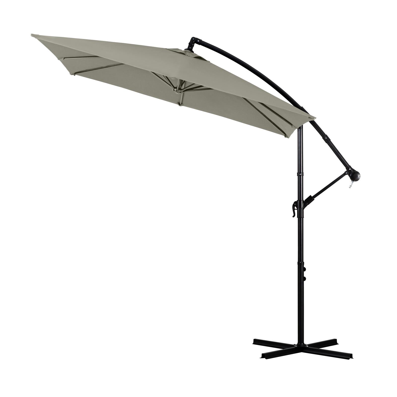 Milano-2-2M-Outdoor-Umbrella-Cantilever-Garden-Deck-Patio-Shade-Water-Resistant thumbnail 22
