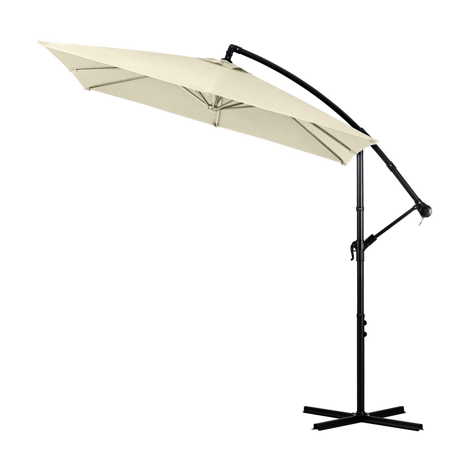 Milano-2-2M-Outdoor-Umbrella-Cantilever-Garden-Deck-Patio-Shade-Water-Resistant thumbnail 8