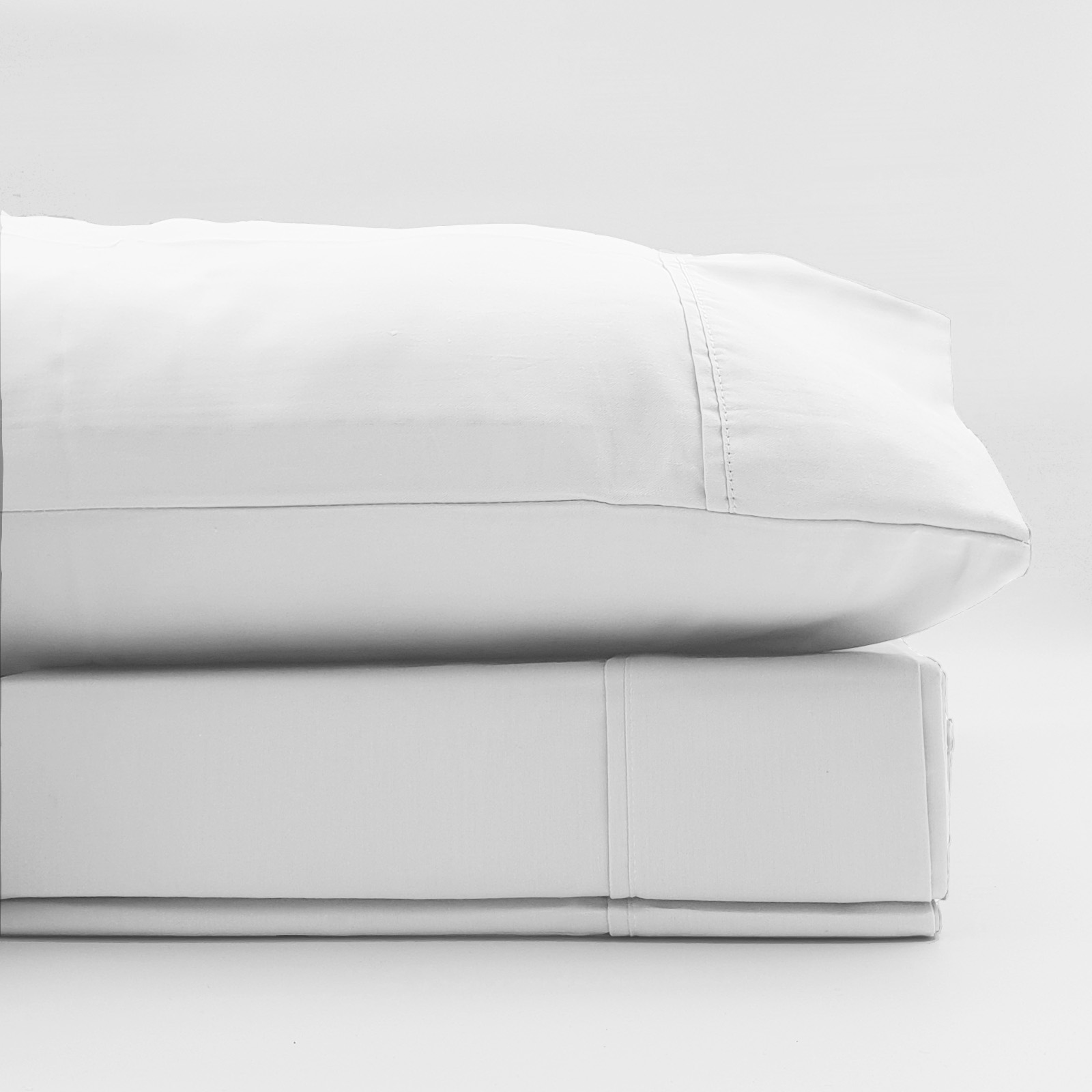 Renee-Taylor-1500-Thread-Count-Pure-Soft-Cotton-Blend-Flat-amp-Fitted-Sheet-Set thumbnail 19